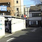 滋賀銀行駐車場前